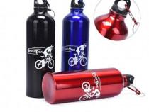 Bidon Apa pentru Bicicleta (Roșu)