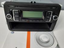 Radio CD Vw RCD 210 Stare perfecta