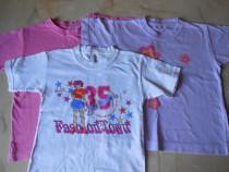Lot tricouri de vara pentru 5 - 6 ani