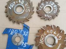 Freza metal, lemn