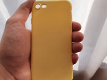 Husa iPhone 7/8 Galbena
