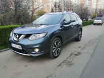 Nissan x-trail *n-conecta 7 locuri euro6, full, cutie autom