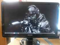 Monitor Philips 23 inch, Full HD 1920 x 1080, DVI, VGA
