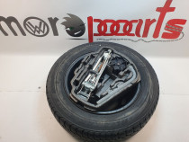 Roata de rezerva + trusa Volkswagen Golf 4 (1J1) Hatchback