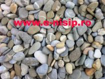 Agregate minerale de balastiera (nisip, pietris, balast)