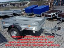 REMORCA / REMORCI stoc limitat livrare imediata
