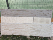 Panouri gard din beton prefabricate