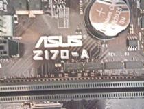 Kit Intel G4500 ASUS Z170-A Mining Minat 4GB 6 sloturi PCI E
