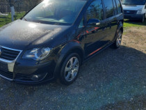 VW Touran Cross 1.4 TSi 140 Cp 2007