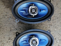 2 boxe auto ovale Pioneer ts-h467 25w rms