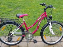 Bicicleta fetita intre 8-13 ani. ca noua