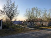 Casă, curte 1600mp în Perieți, IL, 10 km de Slobozia