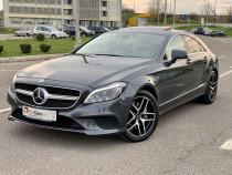 Mercedes CLS350 Bluetec 4 Matic / Facelift /Multibeam /Trapa