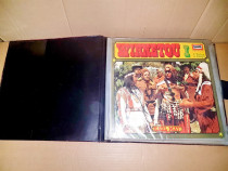 C416-I-Album 12 Discuri Karl May- Winettou 1-2-3. Old Sureh.