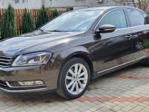 VW Passat TDI 170CP DSG, Scaune incalzite, Navi , Xenon