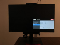 Lenovo ThinkCentre TIO22Gen4 - WLED FHD monitor - Full HD