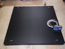 Cantar platforma 125x125 1500/3000 kg, omologat KPZ Waagen