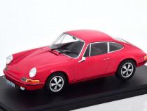 Macheta Porsche 911 S 1968 - Hachette 1/24