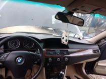 Plansa bord volan stanga BMW 530 E60 facelift