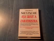 Asa grait-a Zarathustra de Friedrich Nietzsche