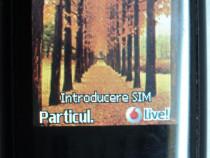 Telefon clasic Samsung Slide C050 (de colectie)