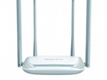 Router Wireless Mercusys MW325R 4 Antene Fixe PRODUS NOU