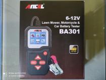 Tester baterii auto si moto Ancel Ba 301