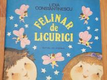 Felinar de licurici de Lidia Constantinescu, 1986