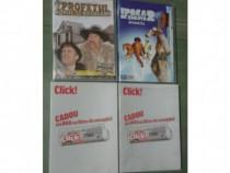 Colectie DVDs Filme de Exceptie: Actiune/Thriller/Comedie/D.