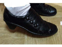 Pantofi Dama Orchard Leather Linning UK, 7/41