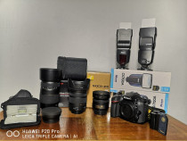 Nikon +obiective super pachet