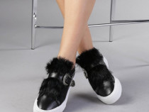 Pantofi sport dama Calyu, piele ecologica,mărimi:37,38,39,40