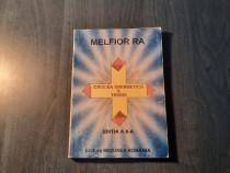 Crucea energetica a Terrei de Melfior Ra