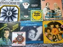 Discuri vinyl romanesti