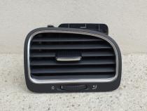 Grila Ventilatie Dreapta VW Golf 6 - 5K0819710D / 5K0819704K