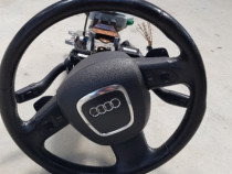 Volan audi a4, a6 , a5, complet cu airbag