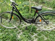 Bicicleta dama de oras