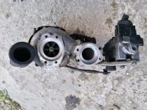 755300-5007S 7553000007 Turbosuflanta VW Touareg 5.0 V10 TDI