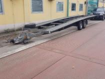 Platforma 8.5 metri,2 auto,utile 2550 kg,numerepoloneze