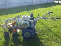 Motocultor Special, cu plug rotativ