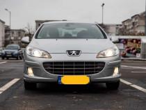 Peugeot 407 an2010 1 560 cm³ impecabila, consum foarte mic