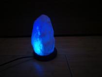 Lampa sare Himalaya cu USB