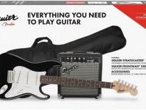 Chitară electrică fender squier stratocaster