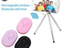 Telecomandă Bluetooth SelfieStick / Smartphone / Camera