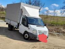 Transport marfa Oradea 3.5 T 8 paleti volum
