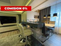Apartament ultrafinisat, 94mp, 2 bai, garaj, comision 0% la
