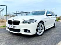BMW 520 M Pachet Alb /Plasma/Harman/Scaune S7
