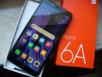 Xiaomi Redmi 6A NOU in cutie Liber Dual SIM Ecran mare Rapid