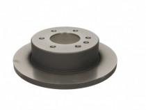 Disc frana spate TRW DF4823S Volkswagen Crafter 2.0, 2.5 200