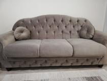 Canapea Perla extensibilă